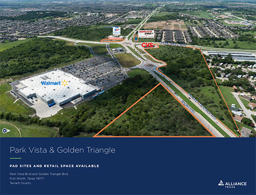 Park Vista & Golden Triangle Available Space