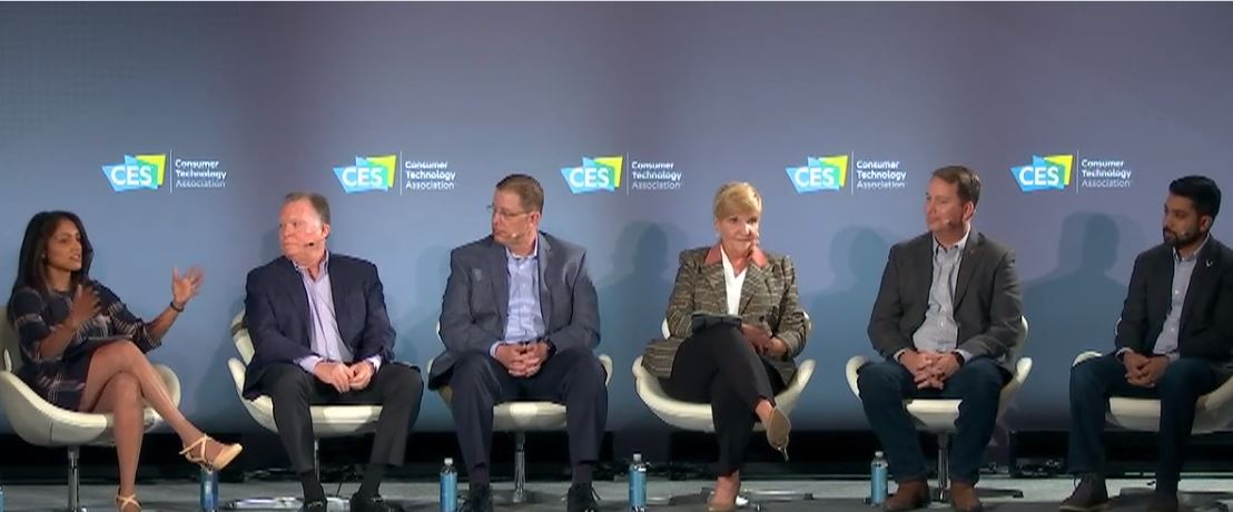 Crawl, Walk, Run: Scaling Mobility Ecosystems, CES 2020 Panel hosted by Deloitte