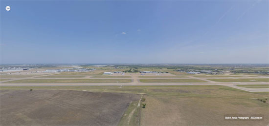 Alliance Airport - West Side 360 View