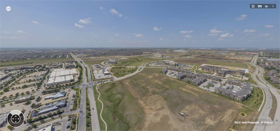Alliance Town Center Residential 360 View