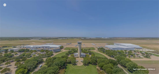 AFW Control Tower 360 View