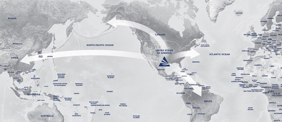 Global Logistics Hub | AllianceTexas | Fort Worth, TX
